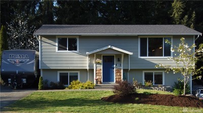 Snohomish Single Family Home For Sale: 12125 56th Place SE