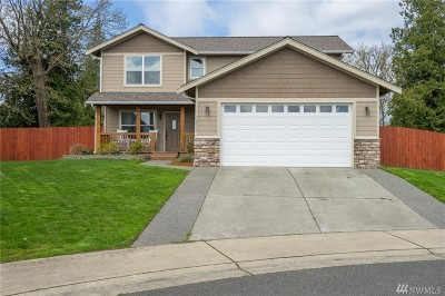 Ferndale Single Family Home Pending: 6015 Sievers Ct