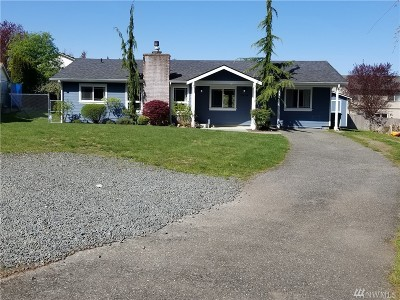 Lake Stevens Single Family Home For Sale: 1614 113th Dr SE