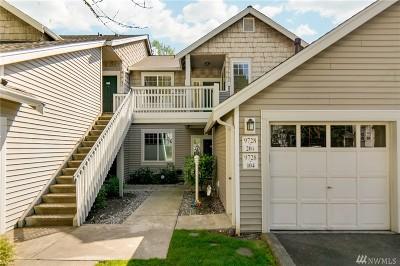 Redmond Condo/Townhouse For Sale: 9728 178th Place NE #204