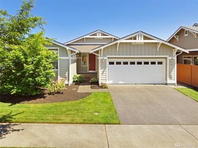 Thurston County Single Family Home For Sale: 4310 San Juan St NE
