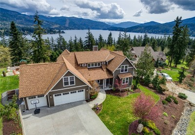 Bellingham Single Family Home For Sale: 3162 Edgewood Lane