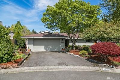 Redmond Single Family Home For Sale: 14208 NE 75th St