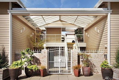 Edmonds Condo/Townhouse For Sale: 404 3rd Ave S #A-306