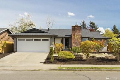 King County Single Family Home For Sale: 1918 Pike St NE
