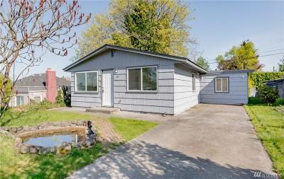 Tacoma WA Single Family Home For Sale: $278,000