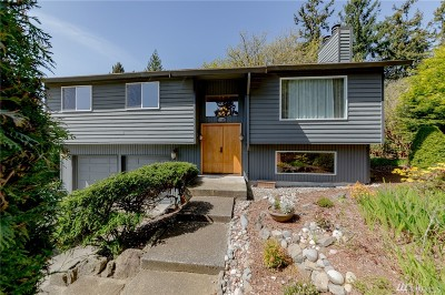 Federal Way Single Family Home For Sale: 31309 36th Ave SW