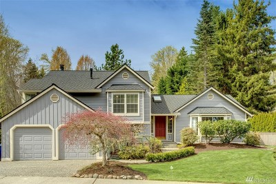 Bellevue Single Family Home For Sale: 4655 161st Ave SE