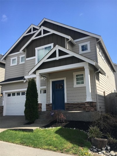 Lynnwood Single Family Home For Sale: 14519 19th Ave W