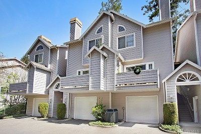 Issaquah Condo/Townhouse For Sale: 601 12th Ave NW #E2
