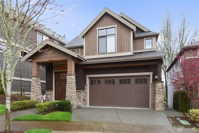 Issaquah Single Family Home For Sale: 2426 NW Harmony Wy
