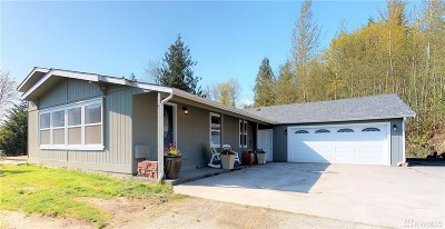 Skagit County Single Family Home For Sale: 18476 Cardinal Lane