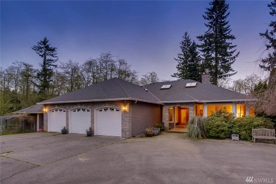 Stanwood Single Family Home For Sale: 16316 80th Ave NW
