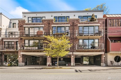 Condo/Townhouse Sold: 2920 Eastlake Ave E #404