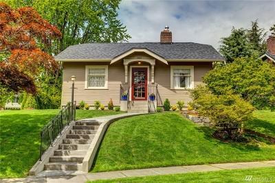 Bellingham Single Family Home For Sale: 2615 N Park Dr