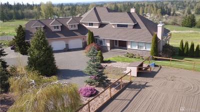 Bellingham Single Family Home For Sale: 2442 Mount Baker Hwy