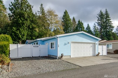 Ferndale Mobile Home For Sale: 6350 Portal Wy #50