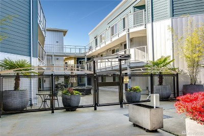 King County Condo/Townhouse For Sale: 11920 98th Ave NE #209