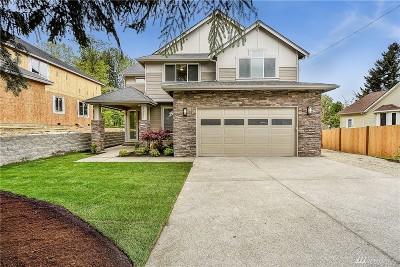 Tukwila Single Family Home For Sale: 13611 53rd Ave S