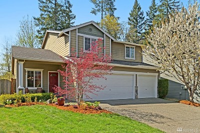 Bothell Single Family Home For Sale: 18640 10th Ave SE