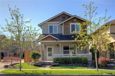 Everett Single Family Home For Sale: 2016 124th Place SE