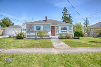 Mount Vernon Single Family Home For Sale: 1118 S 13th St