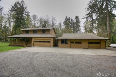 Tumwater Single Family Home For Sale: 2416 Chapparel Dr SW