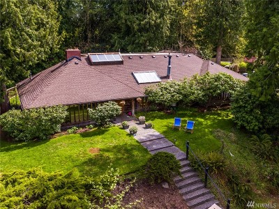 Bellingham Single Family Home For Sale: 1452 Lowe Ave