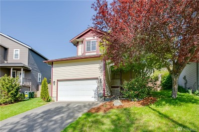 Bellingham Single Family Home Sold: 2165 Wildflower Wy