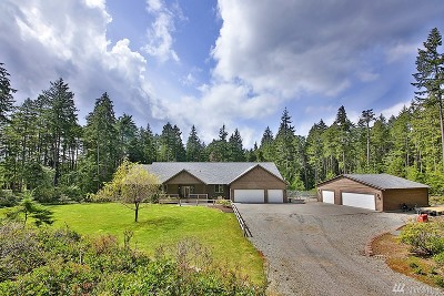 Langley Single Family Home Sold: 3654 Rivendell Rd