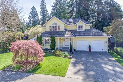 Redmond Single Family Home For Sale: 14120 177th Ave NE