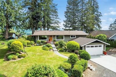 Monroe Single Family Home For Sale: 21916 Calhoun Rd