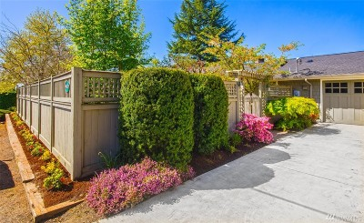 Bellevue Single Family Home For Sale: 1021 92nd Ave NE