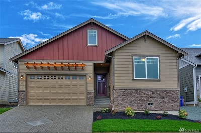 Stanwood Single Family Home Contingent: 27704 66th Dr NW