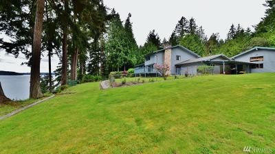 Bremerton Single Family Home For Sale: 6832 Illahee Rd NE