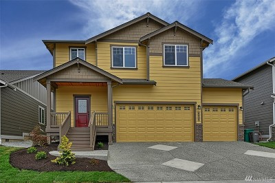Stanwood Single Family Home For Sale: 27716 66th Dr. NW