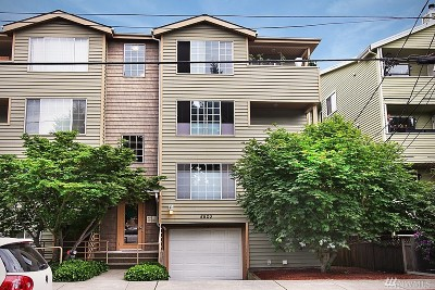 Seattle Condo/Townhouse For Sale: 8820 Nesbit Ave N #303