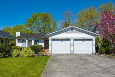 Blaine Single Family Home Sold: 4824 N Golf Course Dr