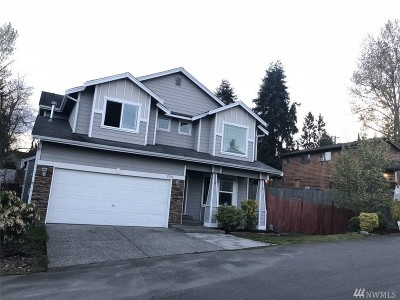 Lynnwood Single Family Home For Sale: 2712 141st St SW #35