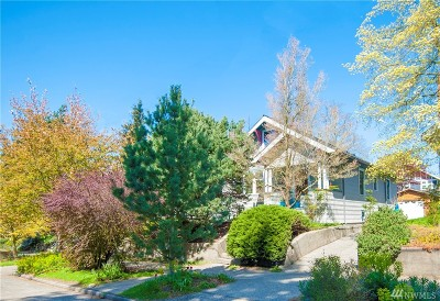Seattle Single Family Home For Sale: 2338 N 59th St