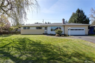 Bellingham Single Family Home For Sale: 700 Wilson Ave