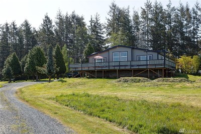 Ferndale Single Family Home For Sale: 4061 Bay Rd