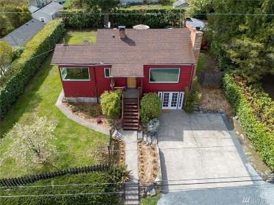 Seattle Single Family Home For Sale: 10535 Victory Lane NE