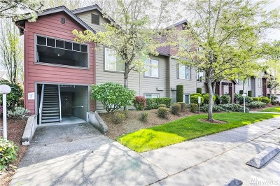 Kent Condo/Townhouse For Sale: 10825 SE 200th St #G-101