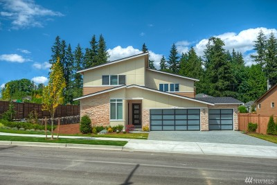 Bothell Single Family Home For Sale: 7 236th Place SE #12