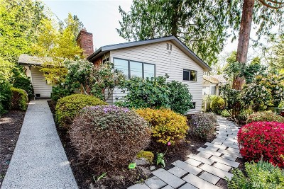 Seattle Single Family Home For Sale: 2817 NW 90th Place