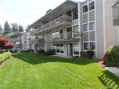 Gig Harbor Condo/Townhouse For Sale: 7400 Stinson Ave #122