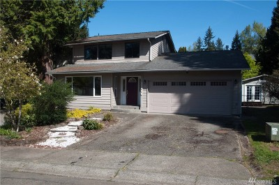 Auburn Single Family Home For Sale: 11840 SE 322nd Place