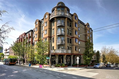 Condo/Townhouse Sold: 133 Queen Anne Ave N #503