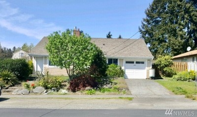 Burien Single Family Home For Sale: 13637 3rd Ave S
